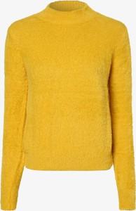 Żółty sweter Guess Jeans w stylu casual