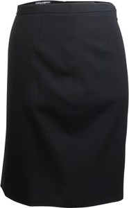 Czarna spódnica Dolce & Gabbana midi