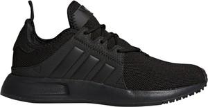 Buty sportowe Adidas Performance w młodzieżowym stylu sznurowane