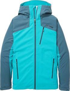 Niebieska kurtka Marmot krótka