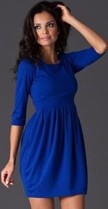 Sukienka Figl z długim rękawem bombka