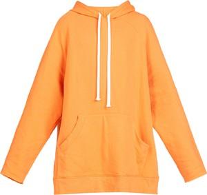 Pomarańczowa bluza Robert Kupisz