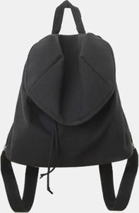 Czarny plecak Cikelly