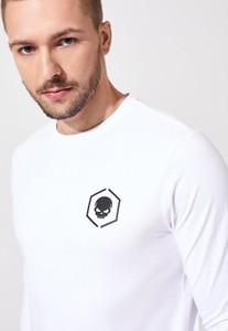 T-shirt DiverseExtreme z długim rękawem z nadrukiem