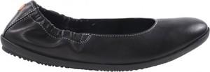 Balerinki softinos ona380sof black smooth p900380021