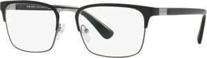 okulary korekcyjne Prada PR 54TV 1BO1O1