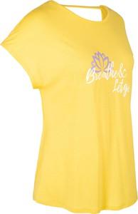 T-shirt bonprix bpc bonprix collection w stylu casual z krótkim rękawem