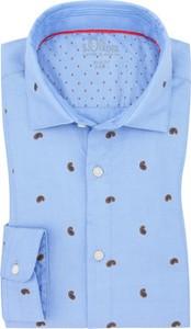 Koszula S.Oliver z długim rękawem z bawełny