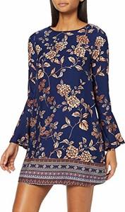 Sukienka amazon.de z długim rękawem mini