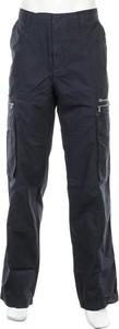 Niebieskie spodnie sportowe Champion z dresówki