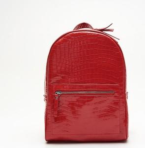 Czerwony plecak Cropp