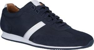 Buty sportowe BOSS Casual w stylu casual sznurowane