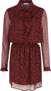 Czerwona sukienka Liu-Jo mini