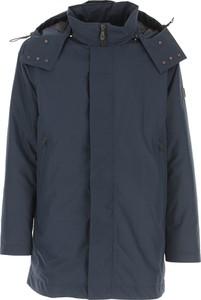 Niebieska kurtka Peuterey