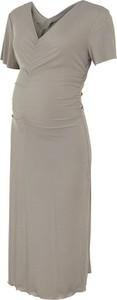"""Mama Licious Sukienka ciążowa """"Nicole"""" w kolorze szarym"""