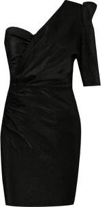 Sukienka Elisabetta Franchi z dekoltem w kształcie litery v mini
