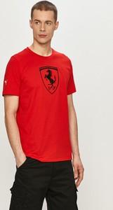 T-shirt Puma z dzianiny