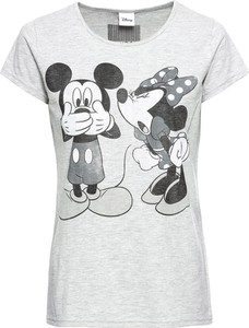 T-shirt Disney z okrągłym dekoltem z krótkim rękawem