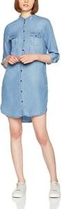 Błękitna sukienka Vero Moda