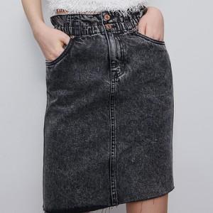 Spódnica Reserved mini z jeansu w stylu casual