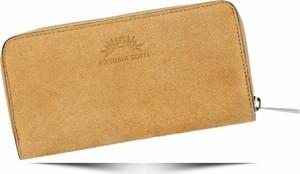 Żółty portfel VITTORIA GOTTI