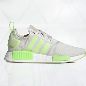 Buty sportowe Adidas nmd z płaską podeszwą
