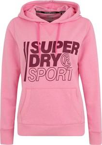 Bluza Superdry z dresówki