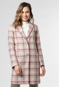 Płaszcz Cinque w stylu casual z żakardu