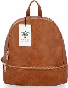 Torebka Bee Bag lakierowana na ramię
