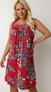 Sukienka born2be mini na ramiączkach w stylu casual