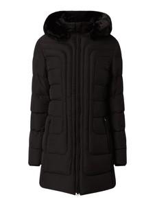 Czarna kurtka Wellensteyn w stylu casual długa