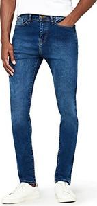 Niebieskie jeansy Meraki z jeansu