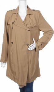 Brązowy płaszcz Springfield w stylu casual