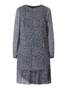 Sukienka Ralph Lauren prosta w stylu casual z okrągłym dekoltem