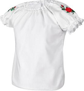 Bluzka dziecięca JK Collection w kwiatki