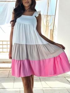 Sukienka Versada trapezowa
