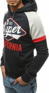 Bluza Dstreet w młodzieżowym stylu z nadrukiem