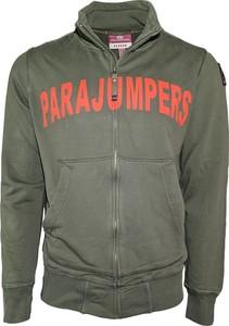 Zielona bluza Parajumpers z bawełny w młodzieżowym stylu