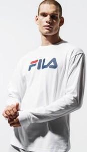 Koszulka z długim rękawem Fila
