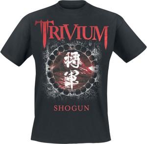 T-shirt Trivium w młodzieżowym stylu z bawełny