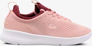 Buty sportowe Lacoste w sportowym stylu