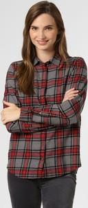 Koszula Marie Lund z długim rękawem w stylu casual z kołnierzykiem