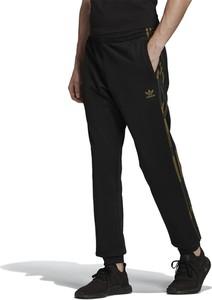 Spodnie sportowe Adidas z tkaniny