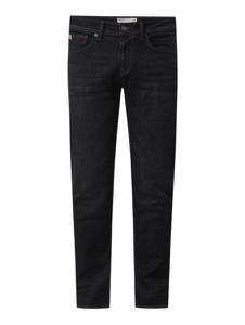 Czarne jeansy Tom Tailor Denim w street stylu