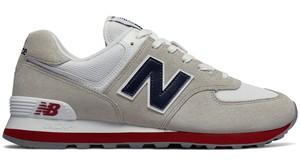 Buty New Balance sznurowane w sportowym stylu 574