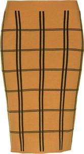 Żółta spódnica bonprix bpc selection