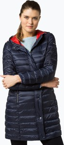 e93eb9643005 Niebieska kurtka Esprit długa