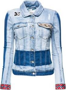 Kurtka Desigual z jeansu