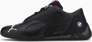 Buty sportowe Puma sznurowane ze skóry