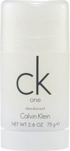 Calvin Klein ck one dezodorant sztyft 75 g